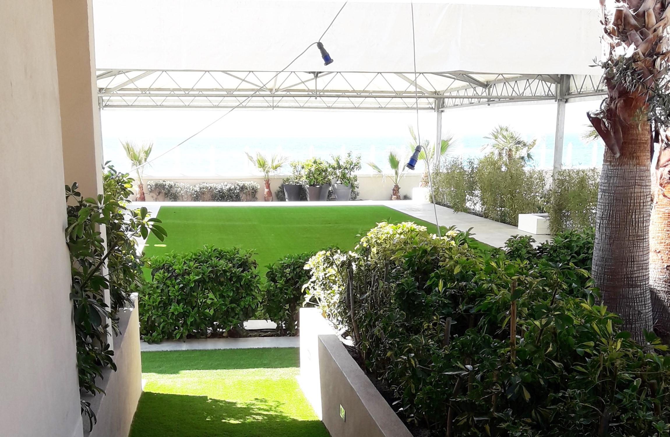 EverGreen: erba sintetica decorativa