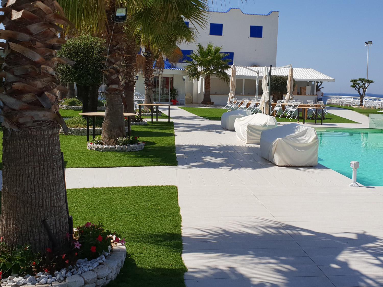 Villa Bakhita - prato in erba sintetica EverGreen